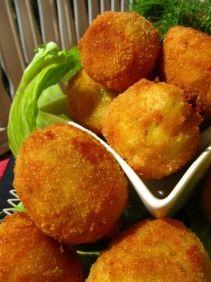 kulki ziemniaczano - serowe