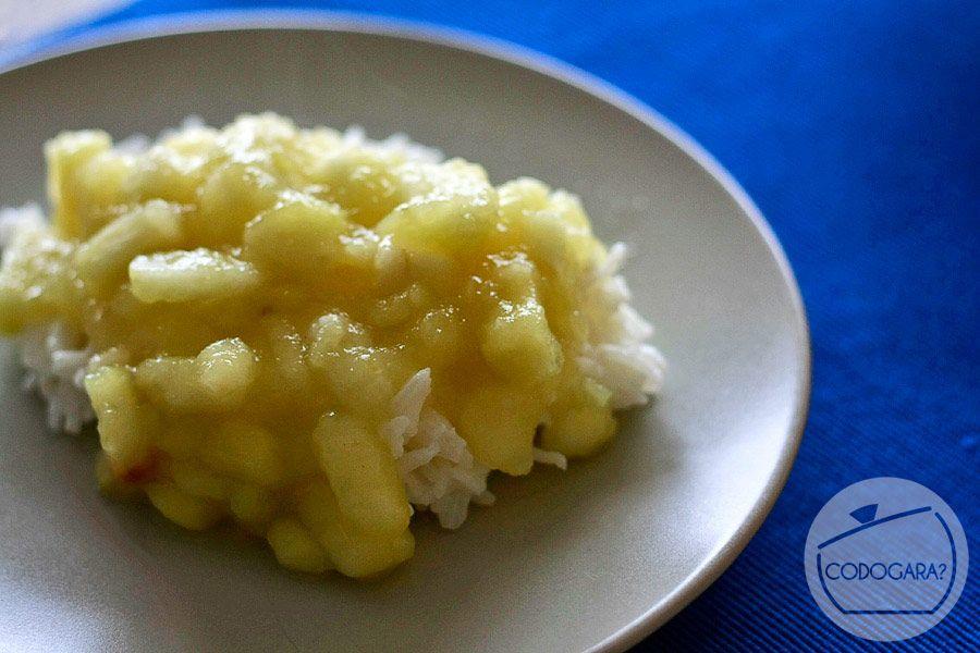 ryz-z-jablkami