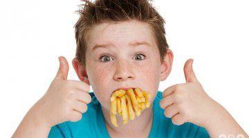 zakaz śmieciowego jedzenia
