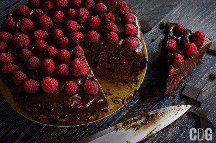Tort czekoladowy1