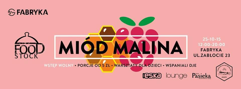 Foodstock Fest Miód Malina