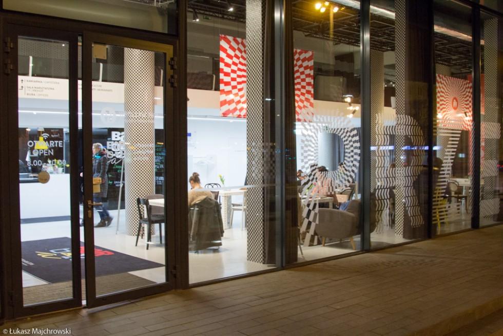 Europejska Stolica Kultury wnętrze restauracji Barbara